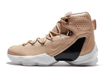 "Release Date Announced For The Premium ""Vachetta Tan"" Nike LeBron 13 Elite EXT"