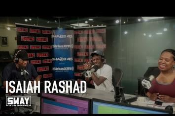 """Watch Isaiah Rashad's Interview & """"5 Fingers Of Death"""" Freestyle With Sway"""