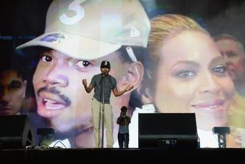 Chance The Rapper Serenades Beyonce On Her Birthday