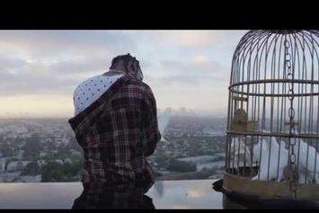 "Travis Scott Feat. Brian McKnight ""Bitch U Broke My Heart"" Video"
