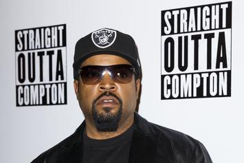 "Ice Cube Says He's Not ""Losing Sleep"" Over Jerry Heller's Death"