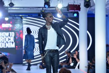"Young Thug Says ""There Will Be Two Brides"" At His Wedding"
