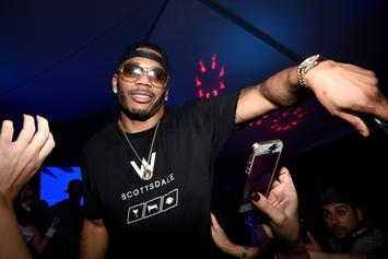 Nelly Reportedly Owes Over $2 Million To The IRS