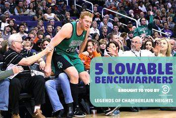 5 Lovable Benchwarmers