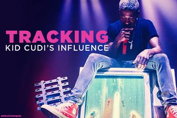 Tracking Kid Cudi's Influence
