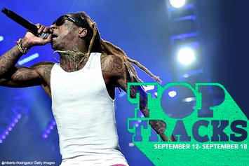 Top Tracks: September 12 - September 18