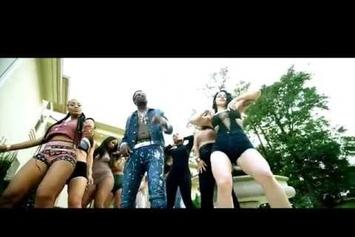"Gucci Mane Feat. Young Dolph ""Bling Blaww Burr"" Video"