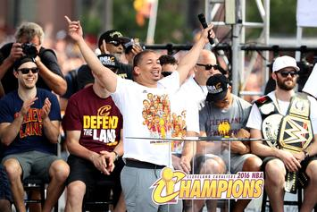 Tyronn Lue Tells An Amazing Story About What Happened After Game 5 Of NBA Finals
