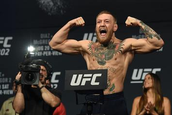 Conor McGregor's Opponent At UFC 205 In NYC Announced