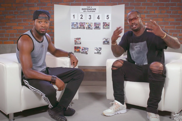 Josh Norman And Von Miller List Their Top-5 Defensive Players In The NFL