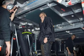 Drake's Ankle Injury Forces Him To Postpone Summer Sixteen Shows