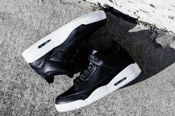 """The Air Jordan 3 Returns Tomorrow With This """"Cyber Monday"""" Joint"""