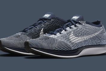"""Blue Tint"" Nike Flyknit Racer Releasing Today"