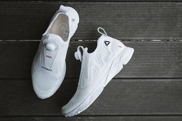 Vetements Collabs With Reebok For A New Pump Sneaker