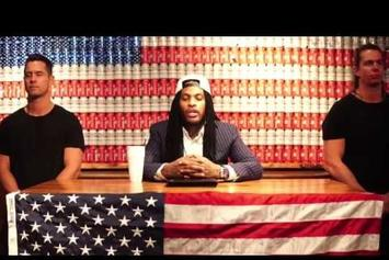 Waka Flocka And Ric Flair Release Video For Their Presidential Campaign
