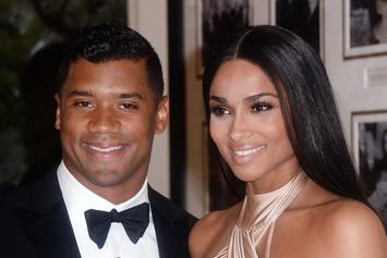 Ciara & Russell Wilson Reportedly Expecting Their First Child