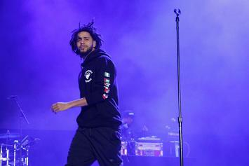 "J. Cole's ""2014 Forest Hills Drive"" Is Double Platinum...Still No Features"