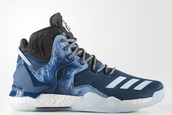 """First Look At The """"Halloween"""" Adidas D Rose 7"""