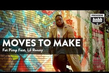 "Fat Pimp Feat. Lil Ronny ""Moves To Make"" Video"