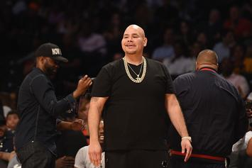 """Fat Joe Recalls The Time Mike Bibby """"Yoked Him Up"""" Over Some Air Jordans"""