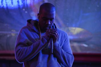 """Tidal Lists Kanye West As A """"Lyricist"""" On Drake's """"Two Birds, One Stone"""""""