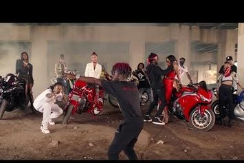 "Migos Feat. Lil Uzi Vert ""Bad & Boujee"" Video"