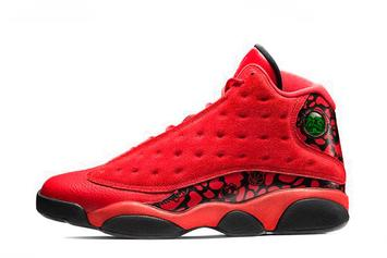 "Official Images Of The Upcoming ""What Is Love"" Air Jordan 13 Pack"