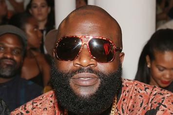 Rick Ross Reportedly Owes The IRS $5.7 Million