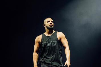 "Drake Gets ""Unruly"" Tattoo On Arm"
