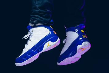 "Release Reminder: Air Jordan 9 ""Kobe"" Release This Saturday"
