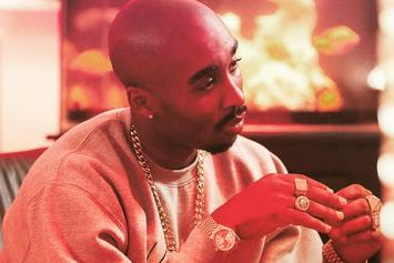 "Tupac Biopic ""All Eyez On Me"" Release Date Announced"