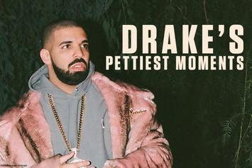 Drake's Pettiest Moments
