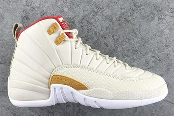 """Air Jordan 12 GS """"Chinese New Year"""" Expected For January"""