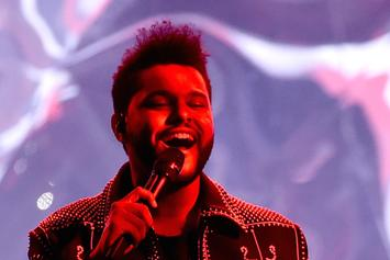 The Weeknd Shatters Spotify Single-Day Streaming Record