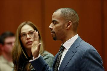 Former NFL Player Darren Sharper Sentenced To 20 Years For Rape In LA