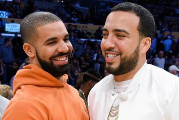 Drake & French Montana Get Their Bro Code Enshrined