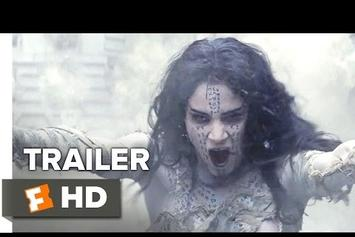 "Watch The Teaser Trailer For ""The Mummy"" Starring Tom Cruise"