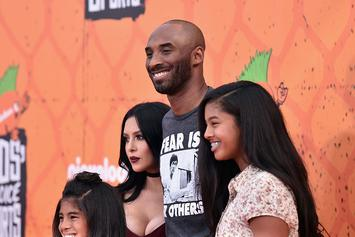 Kobe Bryant's Wife Vanessa Gives Birth To Their Third Child