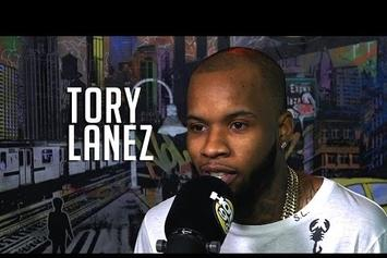Tory Lanez On Ebro In The Morning