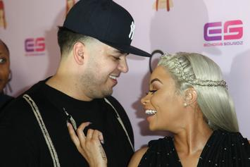 Blac Chyna & Rob Kardashian Reportedly Set Wedding Date