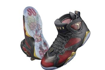 "The ""Doernbecher"" Air Jordan 7 Will Not Be A NikeStore Exclusive"