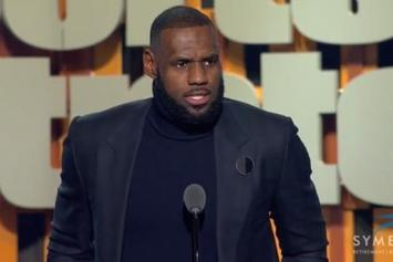 Watch LeBron James Turn Up During Kendrick Lamar Performance At Sports Illustrated Event