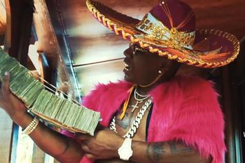 "Plies Feat. Young Dolph ""Racks Up To My Ear"" Video"