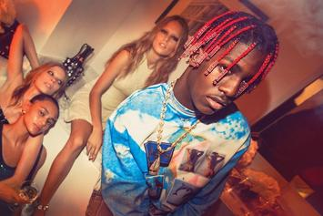 "Lil Yachty Models For Alexander Wang's ""Beyond Reality"" Campaign"