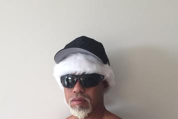 """Twitter Reacts To Tiger Woods' """"Mac Daddy Santa"""" Photo"""