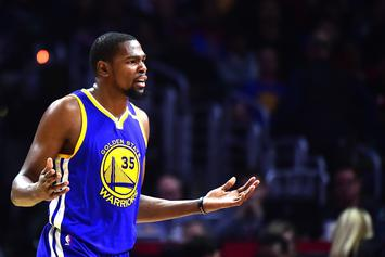 "Kevin Durant Thinks The NBA's Last Two Minute Officiating Report Is ""Bullsh*t"""