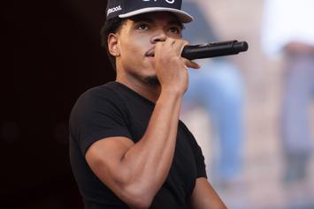 Chance The Rapper Finally Lets The World See His Daughter Kensli