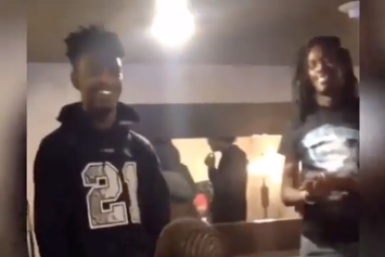 Watch The Lil Homie Rip A Quick Freestyle For 21 Savage And Young Thug