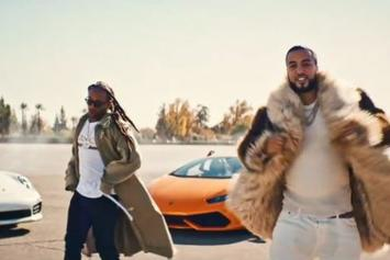 "The Americanos Feat. Ty Dolla $ign, French Montana, Lil Yachty ""In My Foreign"" Video"