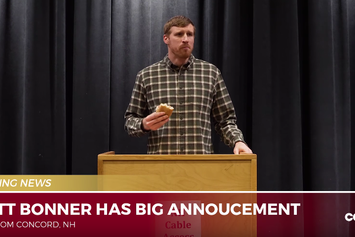 Matt Bonner Announces Retirement With Hilarious Video